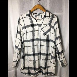 Women's Merona Flannel Size XXL